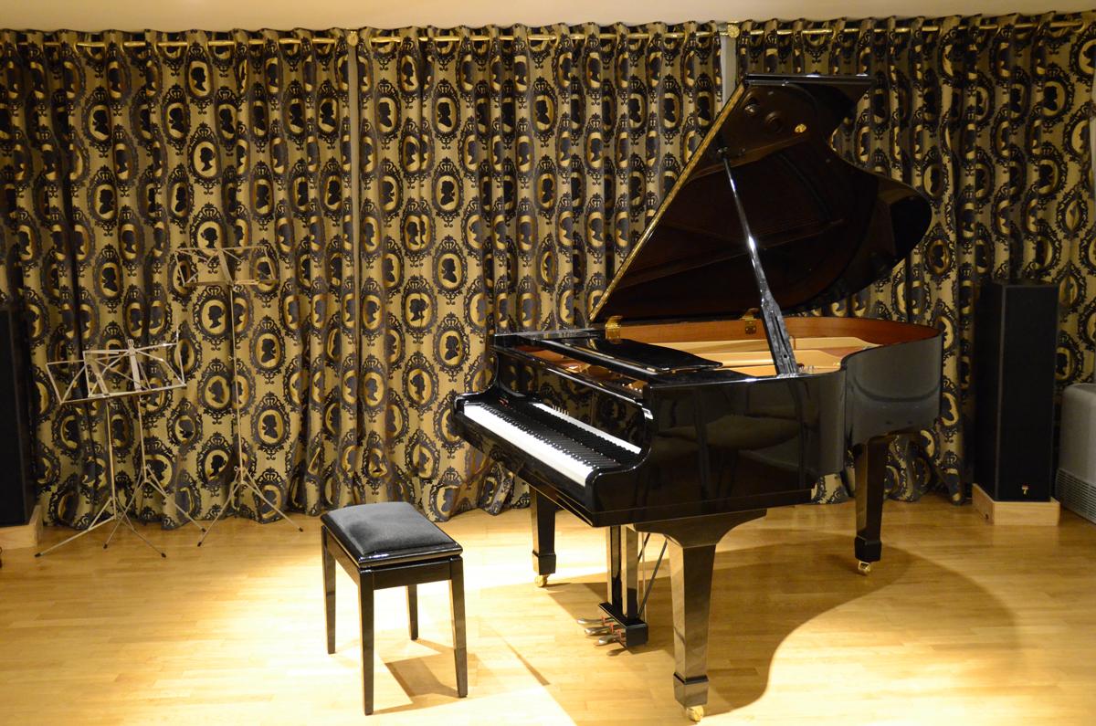 Concierto a cargo del CEP (Centro de Estudios Pianísticos)